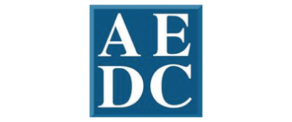 Image of AEDC's Logo