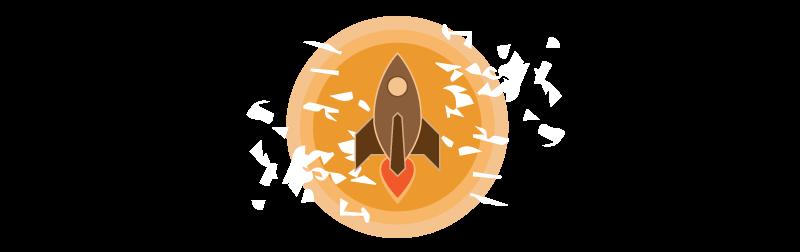 EvenVision Website Speed Rocketship