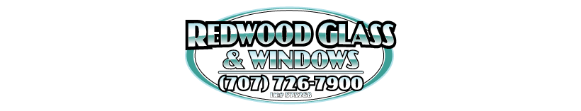 Picture of Redwood Glass and Windows Logo