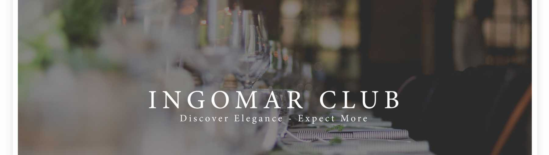Image showcasing core design Theme - Discover Elegance - Expect More