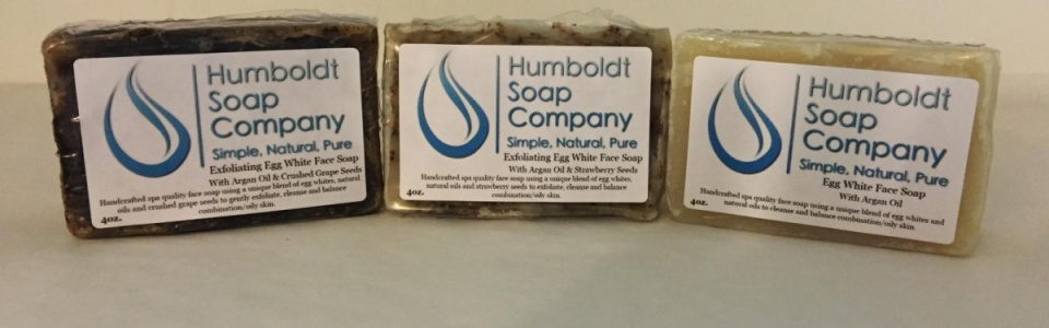 Handcrafted Soap by Humboldt Soap Company
