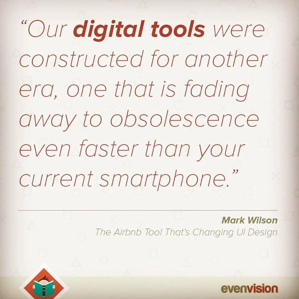 Favorite EvenVision Design Quote – Mark Wilson